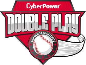 Double play logo